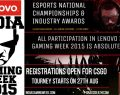 Lenovo India Gaming Week