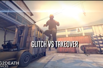 Glitch Vs TakeOver: Frag video