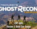 Tom Clancy's Ghost Recon Wildlands LIVE