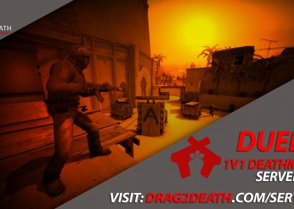 India's 1st DeathMatch 1vs1 Duels server launched