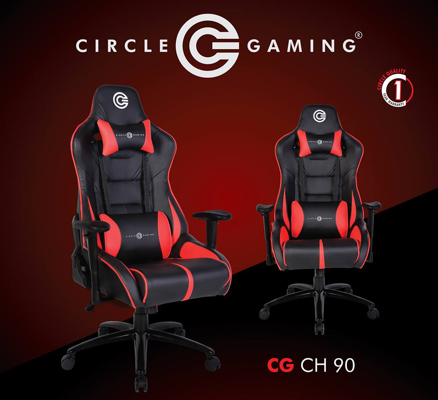 Circle Gaming Chair CG CH 90 – Drag2Death.com