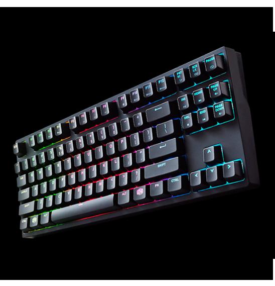 MasterKeys PRO S with RGB