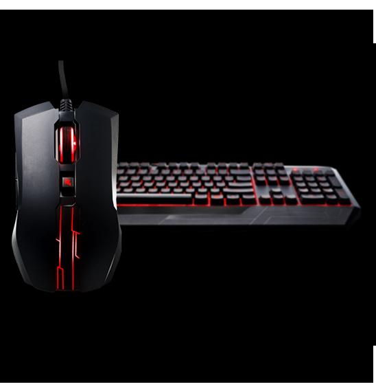 Devastator II Red Combo